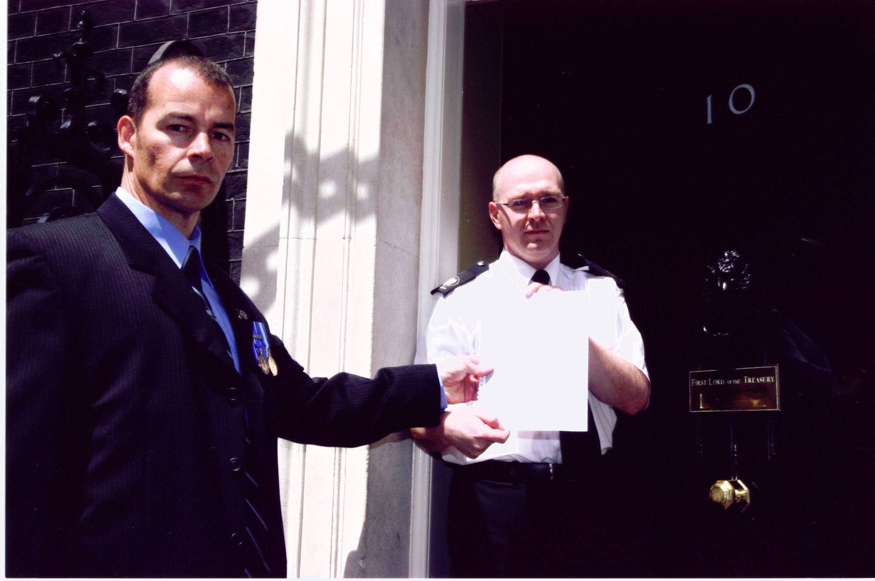 Report handed into Number 10
