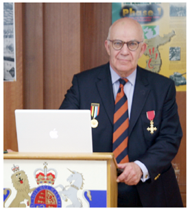 Mr. Arnold Schwartzman, O.B.E., R.D.I